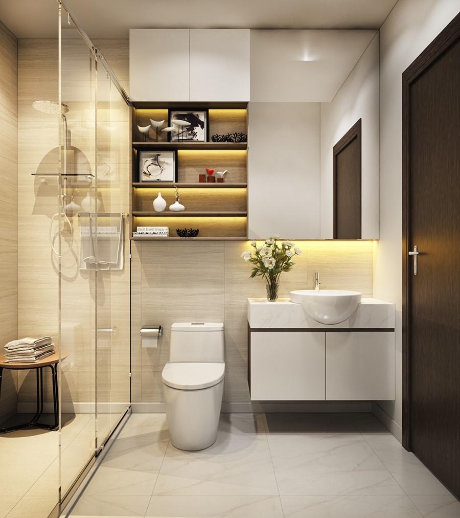 سنگ چینی مناسب حمام و سرویس بهداشتی