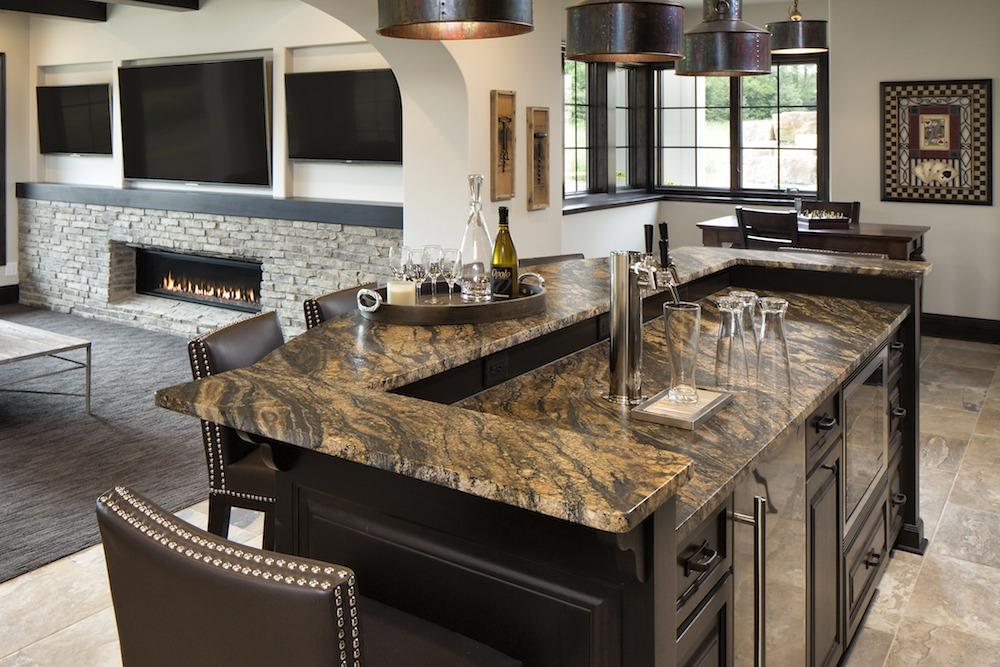 استفاده سنگ گرانیت در آشپزخانه